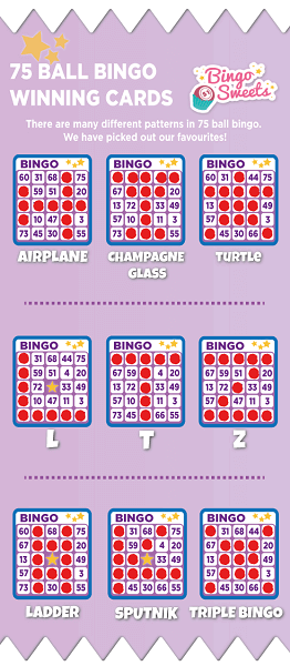 75 Ball Graphic Bingo