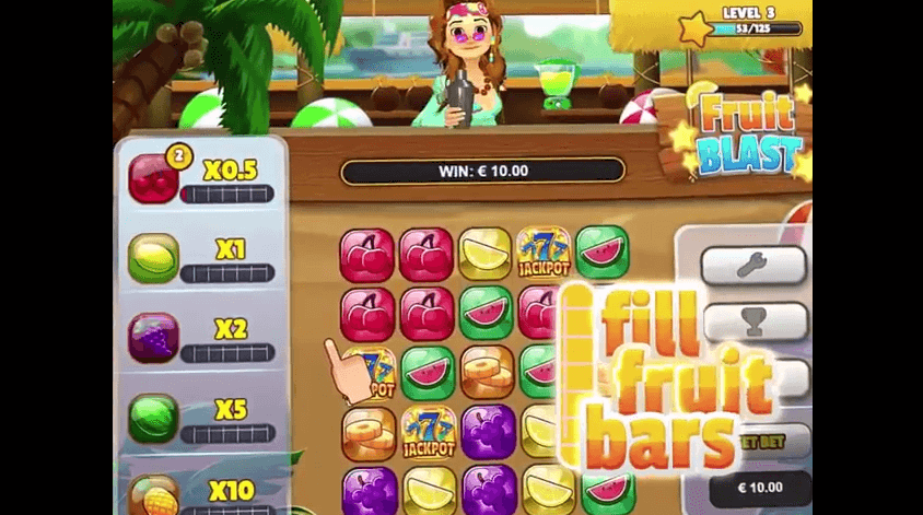 Fruit Blast Slot