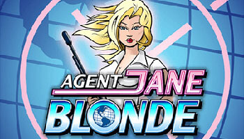 Agent Jane Blonde Slot